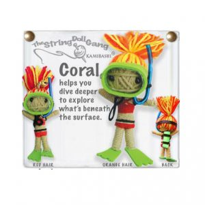 String Doll Coral