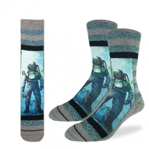 Hard Hat Diver Socks