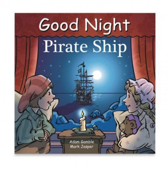 Good Night Pirate Ship