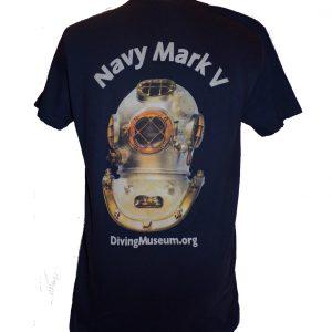 Mark V Tee - Back