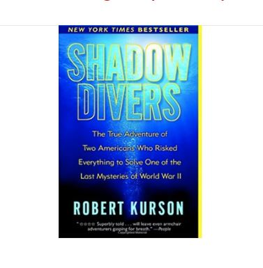 Shadow Divers Book