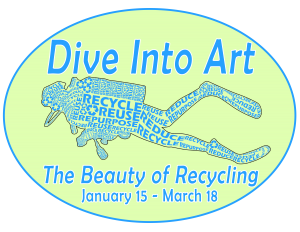 DIA Beauty of Recycling Logo