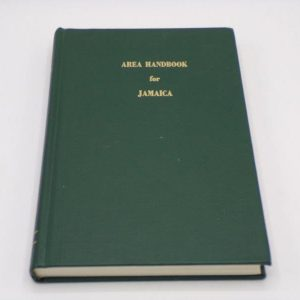 Area Handbook for Jamaica (1)