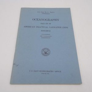 Oceanography Part 6 of American Practical Navigator (1)