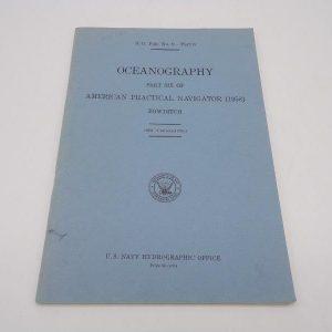 Oceanography Part 6 of American Practical Navigator (1)