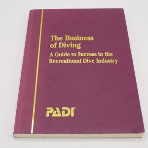 PADI The Business of Diving (1)