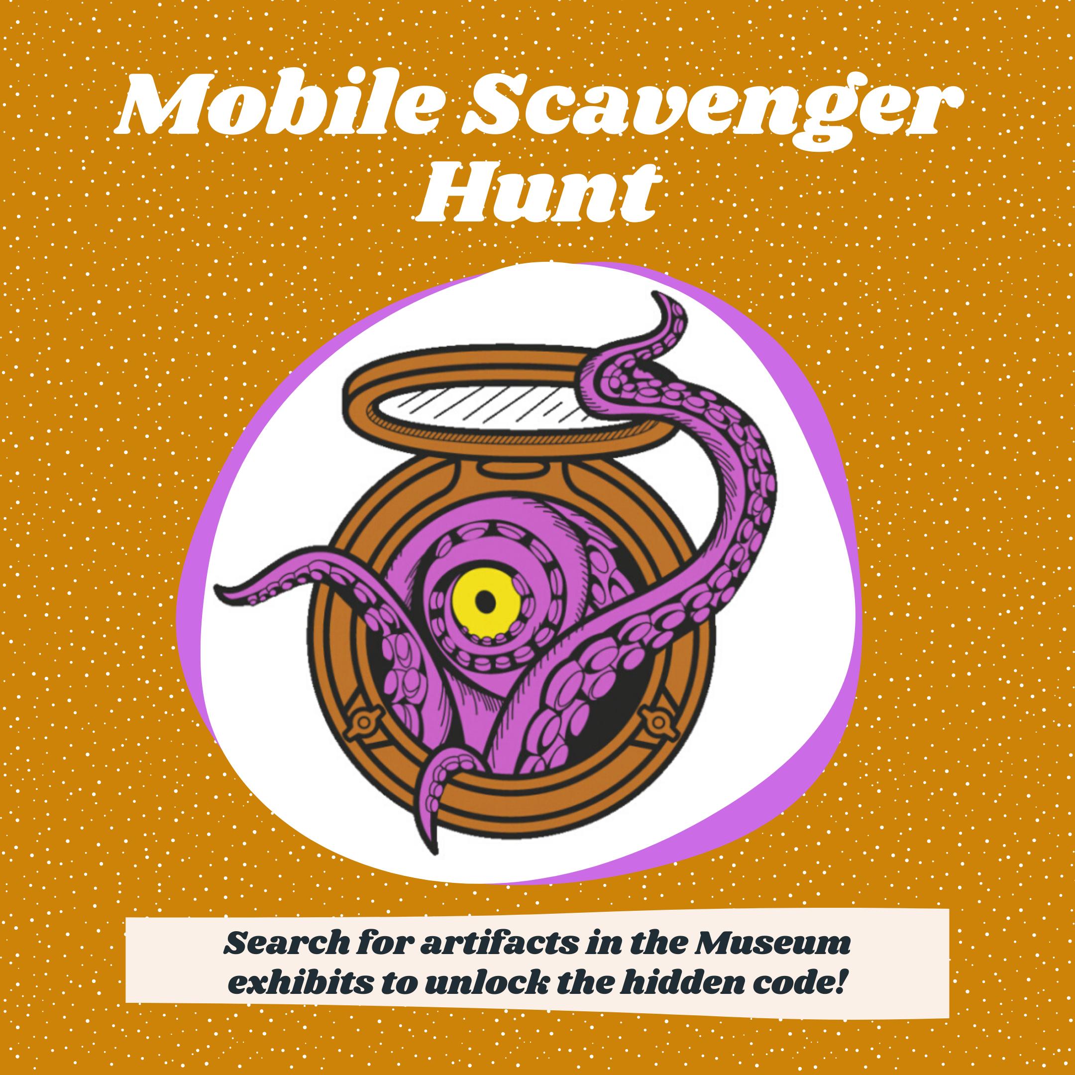 Mobile Museum Scavenger Hunt