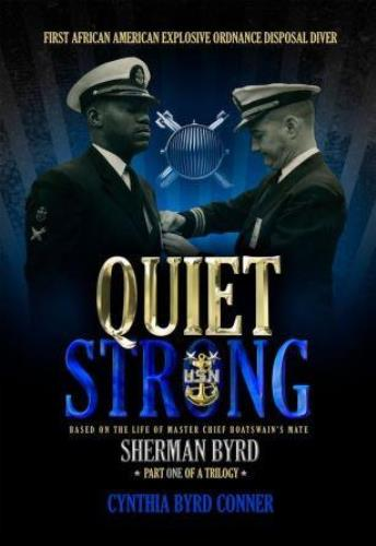 Quiet Strong Book Cover