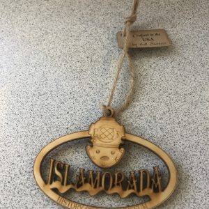 MKV Wood Ornament