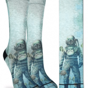 Women's Hard Hat Diver Socks