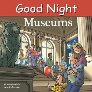 good night museum book