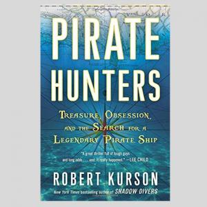pirate hunters book