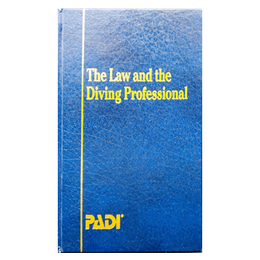 The Law And diving professional